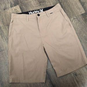 Men's Hurley Chino Khakis Shorts Size 30